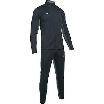 Sob a armadura Challenger II Mens Knit futebol treino terno conjunto roupa