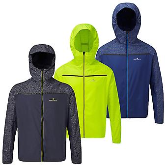 Ronhill Mens Momentum Afterlight Windshell Lightweight Running Jacket