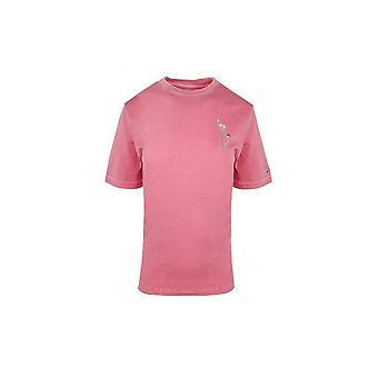 トミーヒルフィガーDW0DW07154XAVユニバーサルオールイヤー女性Tシャツ