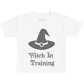 Witch In Training Baby T-Shirt