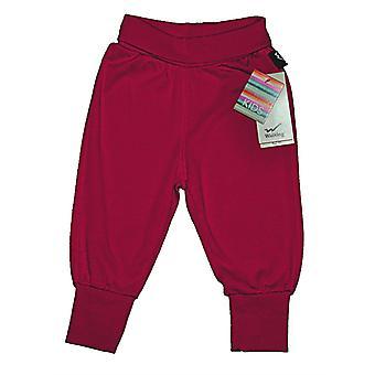Vauvan housut bambu-punainen