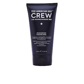Amerikaanse bemanning precisie Shave Gel 150 Ml voor mannen