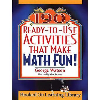 190 käytettävissä-toimintaa, jotka tekevät matematiikka Fun! George Watson - Al