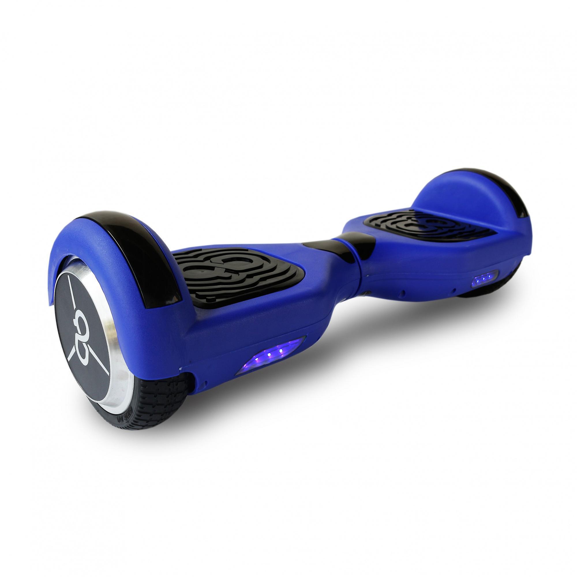 Hoverboard Skateflash start blauw