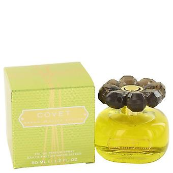 Covet eau de parfum spray by sarah jessica parker 442621 50 ml