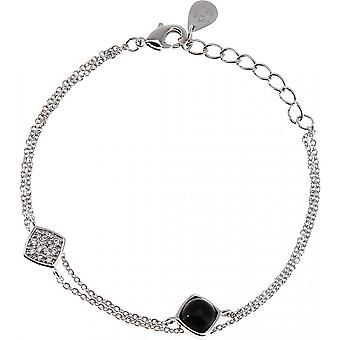 Silver Ella bracelet