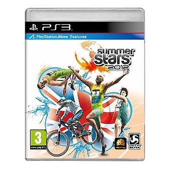 Summer Stars 2012 (PS3) - Nieuw