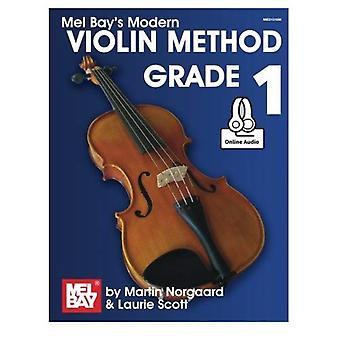 Modern Violin Method, Grade� 1