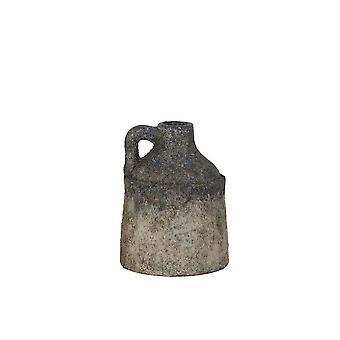 Lys & Levende Mugge Deco Og Håndtak 14.5x20cm Sirung Rå Vintage Blå