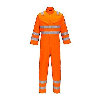 Portwest araflame salut vis multi workwear coverall af91