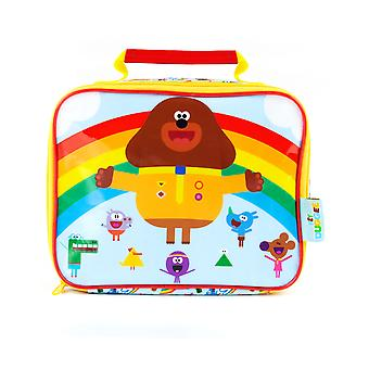Hej Duggee Lunch Bag Squirrel Club Rainbow Kids Lunch Box