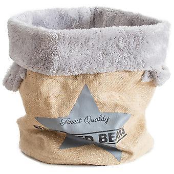 Ferribiella мягкий корзины джутовые 29X38Cm (кошки, постельные принадлежности, кровати)