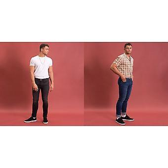 AWDis dus Denim Mens Luke Fashion Jeans