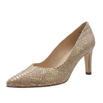 Peter Kaiser Elfi zapatos de corte clásicos en Mauve Ayers