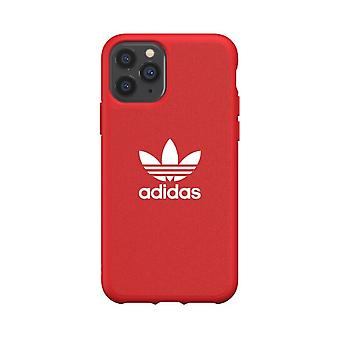 Adidas Coque Trefoil Snap Case iPhone 11 Pro - Rood
