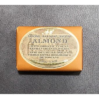 Campostrini Organic Almond Bar Soap 150 g