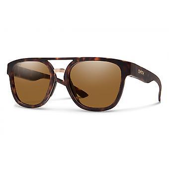 Sunglasses Agencymen polarizes havanna brown/brown