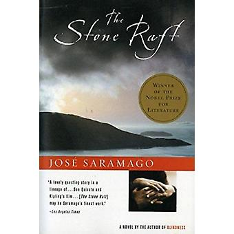 Stone Raft by Jose Saramago - 9780156004015 Book