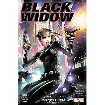 Black Widow - No Restraints Play by Jen Soska - 9781302916732 Book