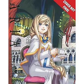 Aria - The Masterpiece (Volume 2) by Kozue Amano - 9781427860019 Book