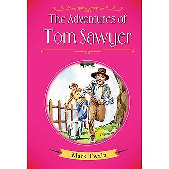 The Adventures of Tom Sawyer by Mark Twain - 9788131944592 Book