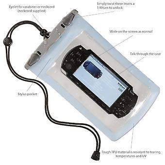 AquaPac 100 % vedenpitävä elektroniikkakotelo