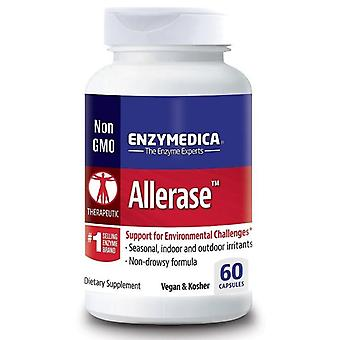 Enzymedica Allerase Capsules 60 (24140)