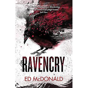 Ravencry - The Raven's Mark Book Two by Ed McDonald - 9781473222076 Bo