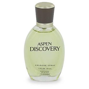 Aspen Discovery Cologne Spray (unboxed) av Coty 1 oz Cologne Spray