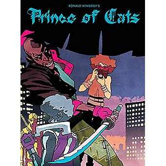 Prince of Cats by Ron Wimberly - 9781534312074 Book