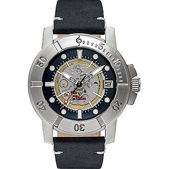 CCCP - Wristwatch - Herrren - GORSHKOV - CP-7057-02 - Blue / Blue
