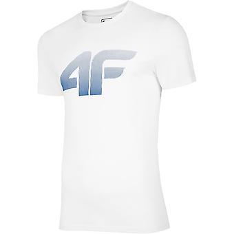 4F TSM004 NOSH4TSM004BIAY universelle hele året mænd t-shirt