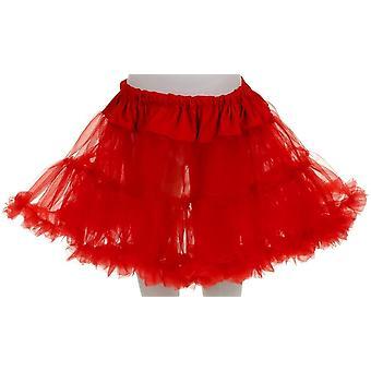 Petticoat Tutu Child Skirt Red