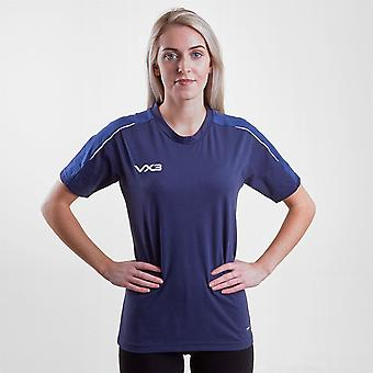 VX-3 Womens Pro Short Sleeve T-Shirt Performance T Shirt Tee Top