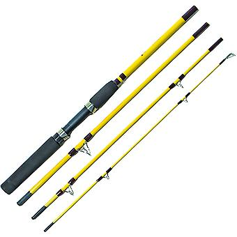 "Eagle Claw Pack-It 6'6"" Spinning Fishing Rod"
