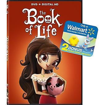 Kirja elämän [DVD] USA tuonti