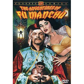 Aventuras de importación de Estados Unidos [DVD] (1956) de Fu Manchu