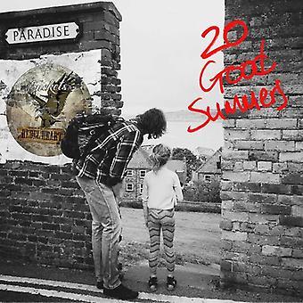 Buckets Rebel Heart - 20 Good Summers [CD] USA import