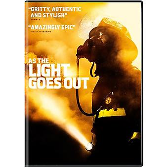 As the Light Goes Out [DVD] USA import
