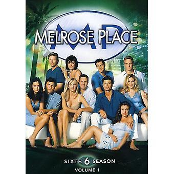 Melrose Place - Melrose Place: Vol. 1-Season 6 [DVD] EUA importar