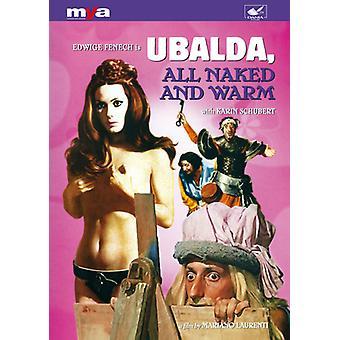 Ubalda All Naked & Warm [DVD] USA import