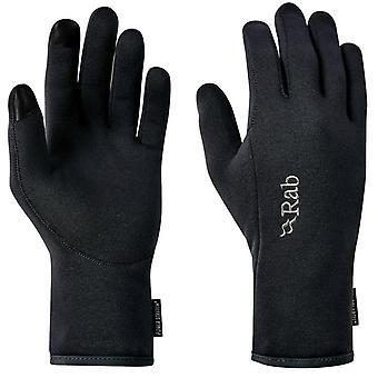 Rab Men's Power Stretch Contact Glove Black