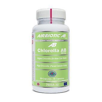 Chlorella AB 30 capsules de 600mg