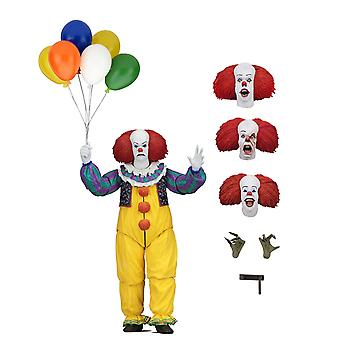 Pennywise 1990 Ultimate Edition Poseable Figure (par NECA 45460)