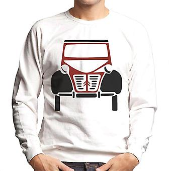 Citro?n Classic 2CV Men's Sweatshirt