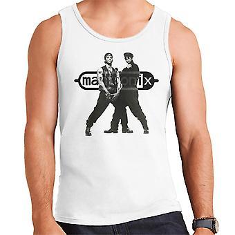 Mantronix Duo Shot Men's Vest