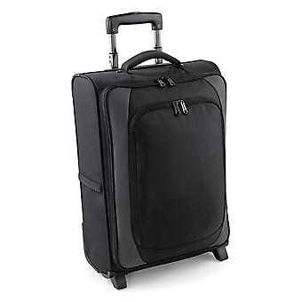 Quadra Tungsten Business Wheelie Travel Bag/Suitcase (29 Litres)