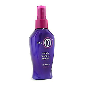 Se on 10 Miracle Leave-in tuote 120ml/4oz