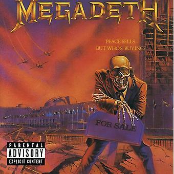 Megadeth - Peace Sells But [CD] USA import