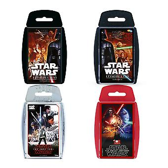 Top Trumps Card Game Bundle - Ultimate Star Wars